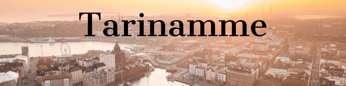 Kuva Helsingistä eli Everyday Designin kotikaupungista